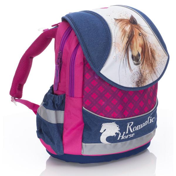 Batoh školní anatomický Kůň 302567