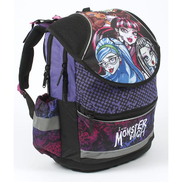 Batoh školní anatomický Monster High 301640