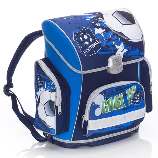 Batoh školní anatomický Premium Footbal 302536