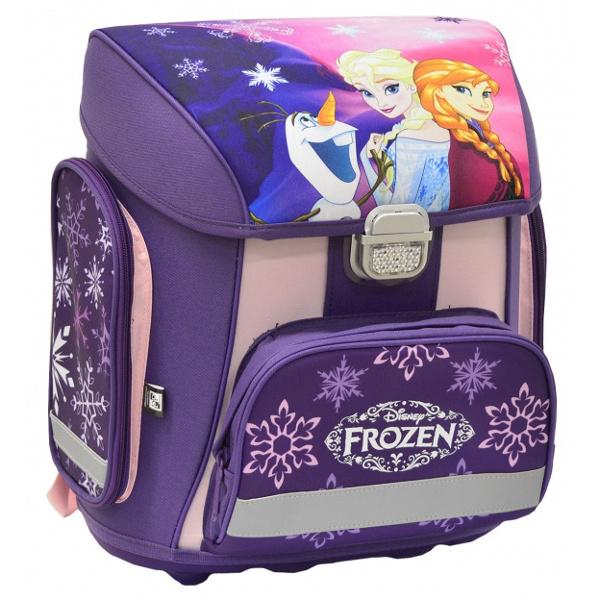 Batoh školní anatomický Premium Frozen 934040