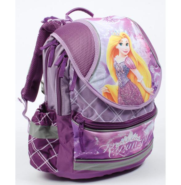 Batoh školní anatomický Princess Rapunzel 301440
