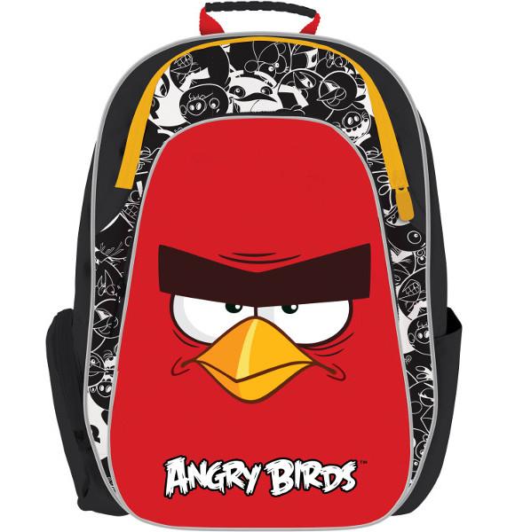 Batoh školní anatomický Uni Angry Birds 302039