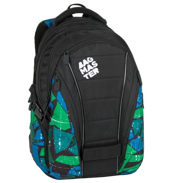 Batoh studenstský Bagmaster Bag 7F 303012