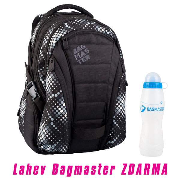 Batoh studentský Bagmaster Bag 1114 C 301492