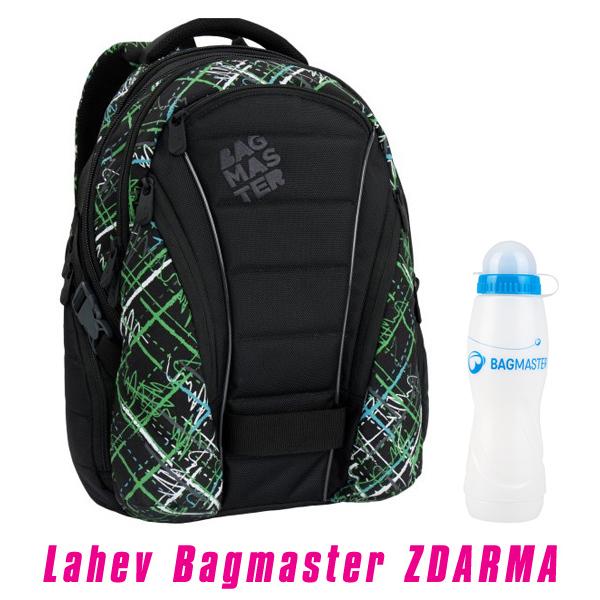 Batoh studentský Bagmaster Bag 6G 302751
