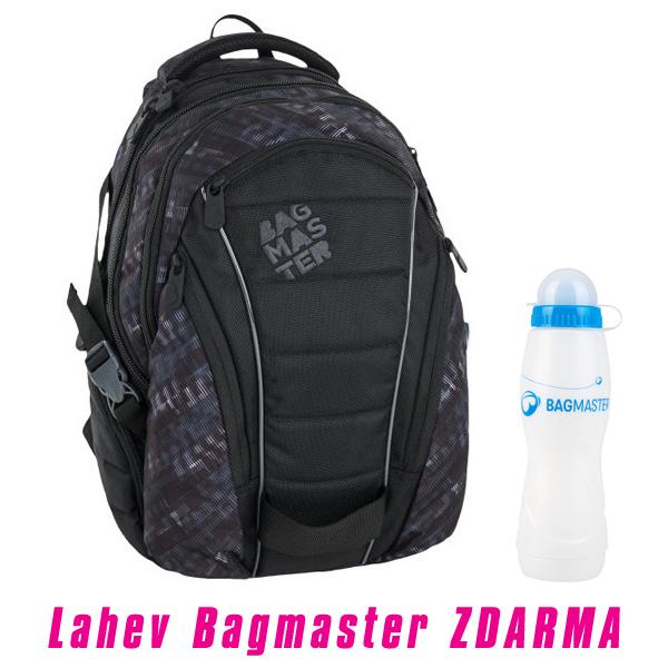 Batoh studentský Bagmaster Bag 6I 302872