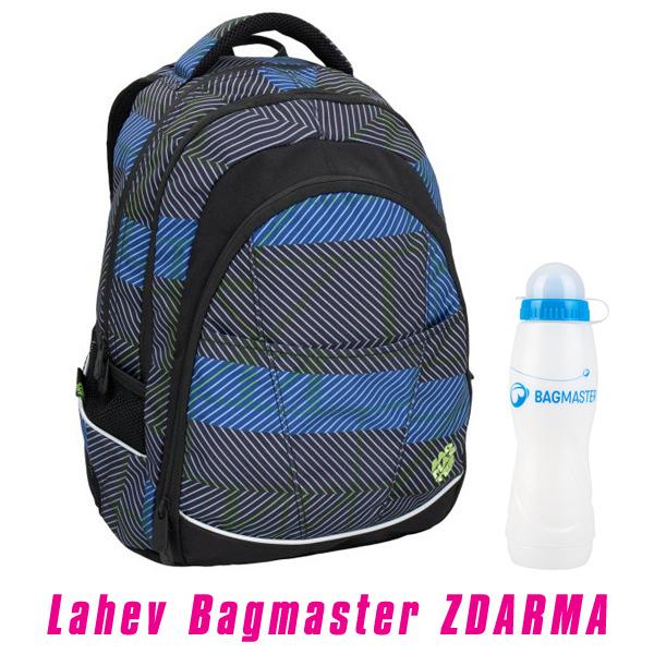 Batoh studentský Bagmaster Digital 6C 302874