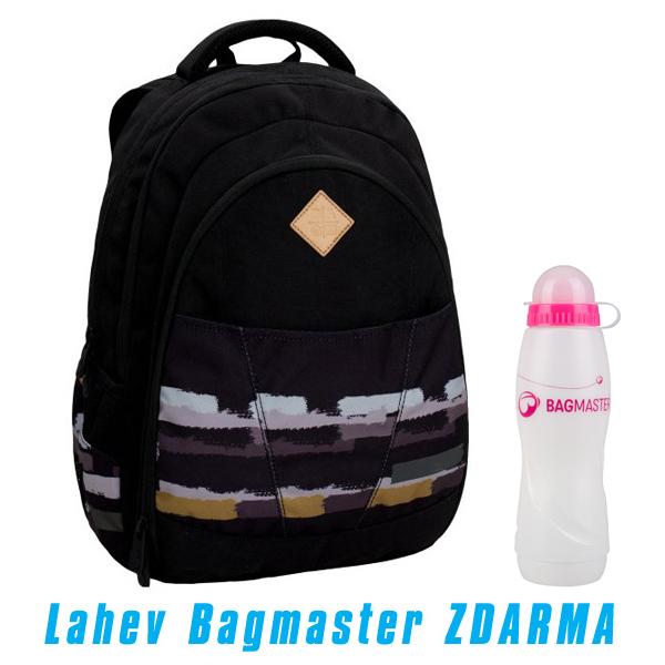 Batoh studentský Bagmaster Digital 6D 302875