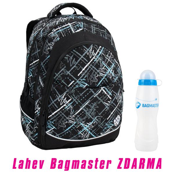 Batoh studentský Bagmaster Digital 6E 302754