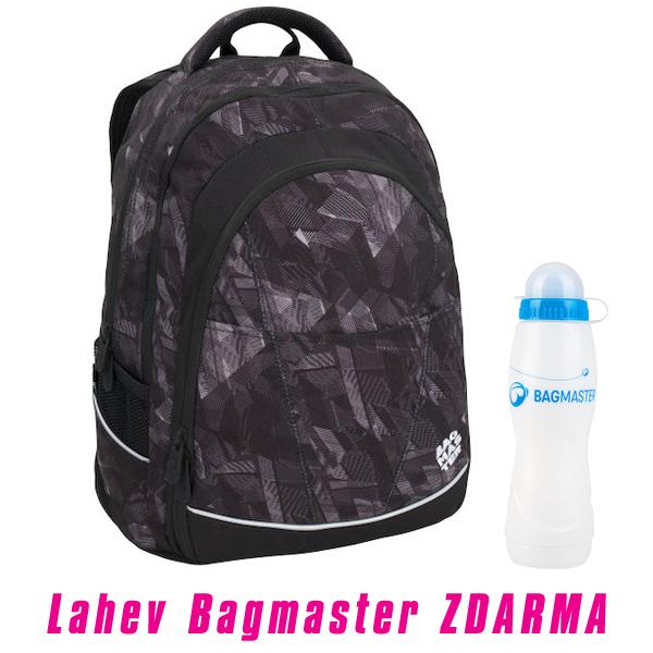 Batoh studentský Bagmaster Digital 6F 302876