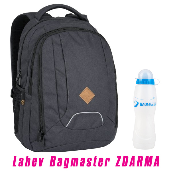 Batoh studentský Bagmaster Vektor 6A 302919