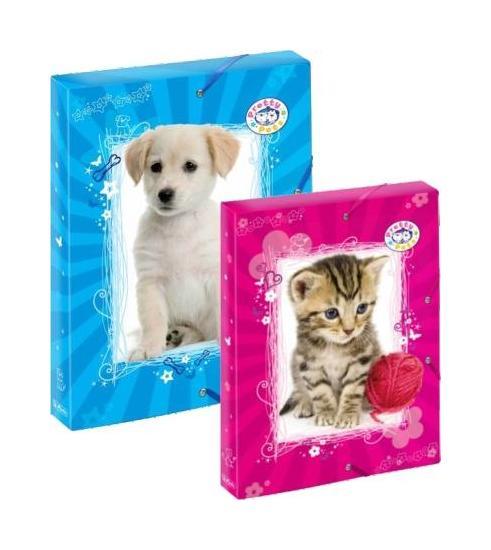 Box na sešity A4 Pretty Pets 300530