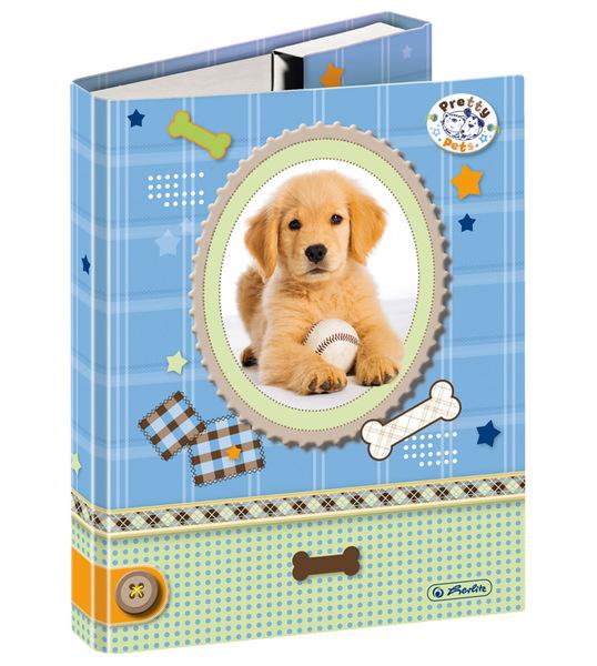 Box na sešity A5 Pretty Pets Pes 301743