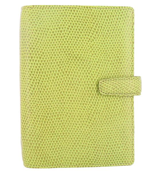 Diář Filofax Chameleon zelený kapesní 999813