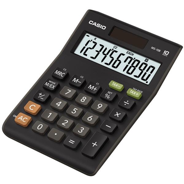Kalkulačka Casio MS 10B 159059