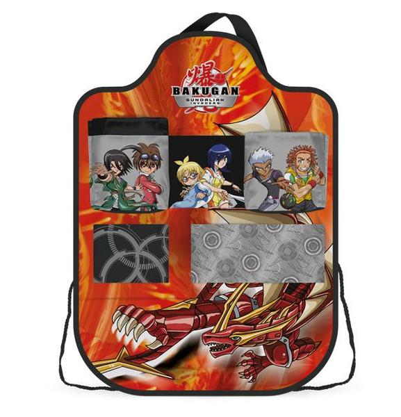Kapsář do auta Bakugan 301118