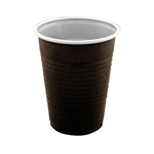 Kelímky plastové na kávu 100ks 210070