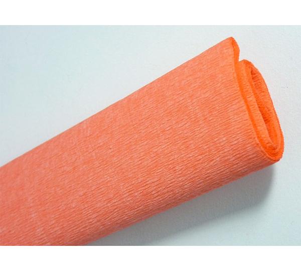 Krepový papír aprikot meruňka 955836