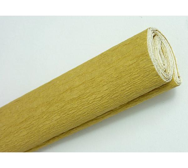 Krepový papír zlatý 955830