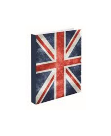 Kroužkový blok karis A5 plastik UK 401632
