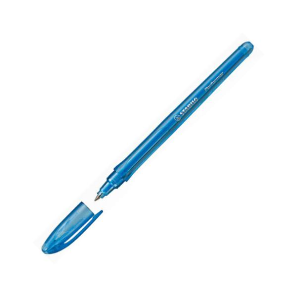 Kuličkové pero Stabilo Performer modrá 301458
