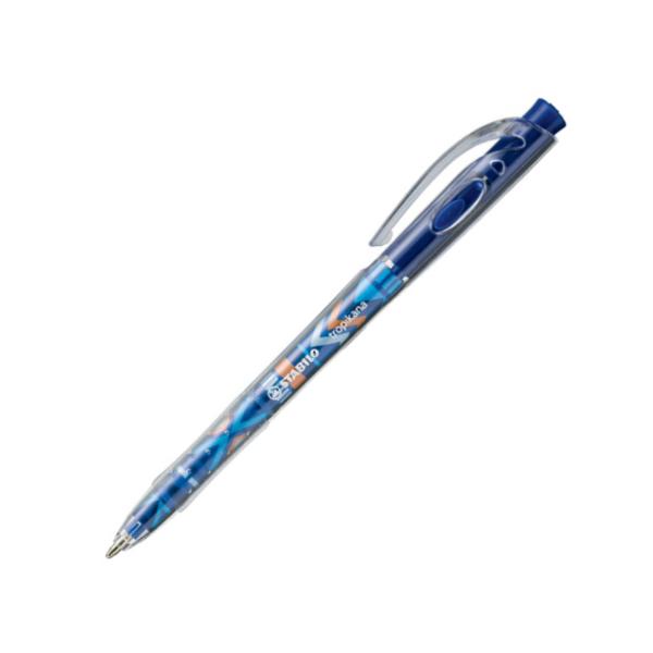 Kuličkové pero Stabilo Tropikana Be Wild modrá 957570