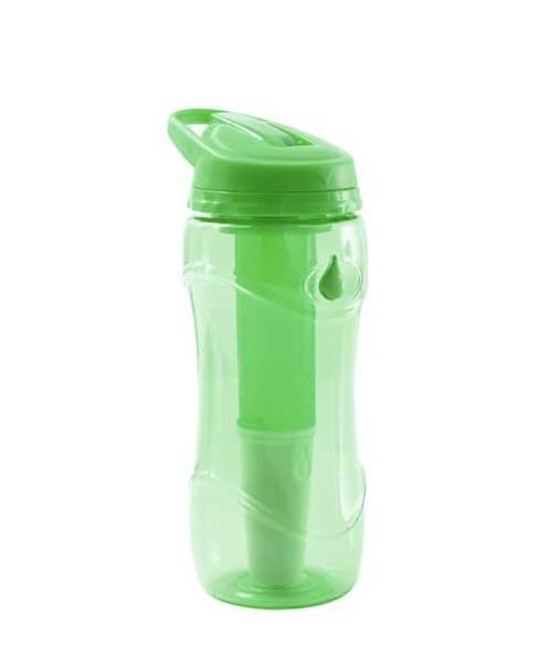 Lahev na pití filtrační Pure Bottle zelená 301478