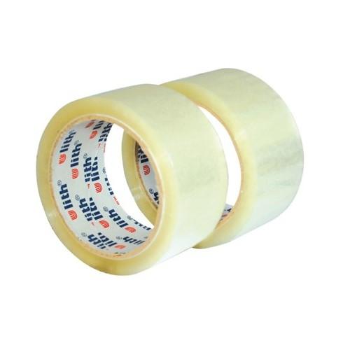 Lepicí páska transparentní 48 mm x 66 m 216017