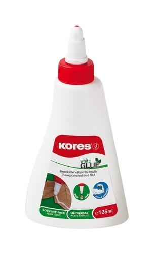 Lepidlo White Glue Kores 125ml 179305