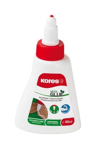 Lepidlo White Glue Kores 60ml 179304