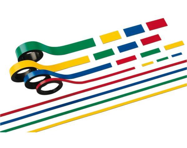 Magnetická páska – žlutá 183002