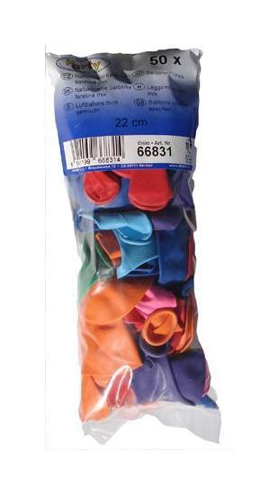 Nafukovací balónky 20cm 100ks 955328