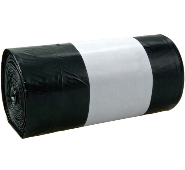 Odpadkové pytle zatahovací černé 120l 20ks 401570