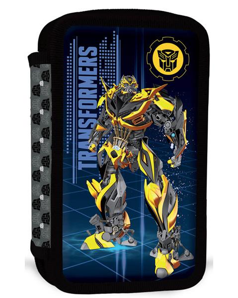 Penál dvoupatrový plný Transformers 302667