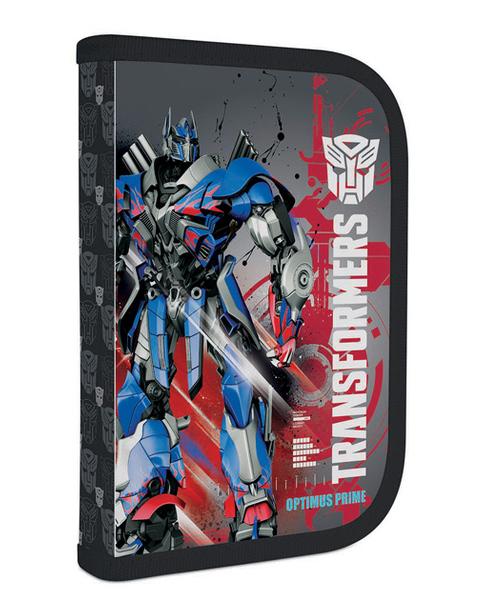 Penál jednopatrový plný Transformers 301596