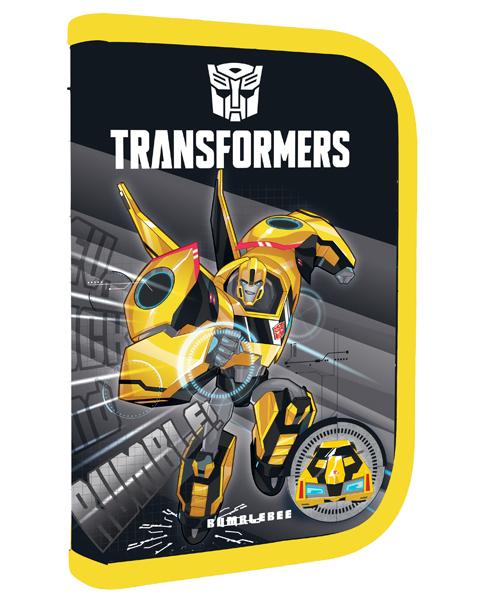 Penál jednopatrový plný Transformers 302665