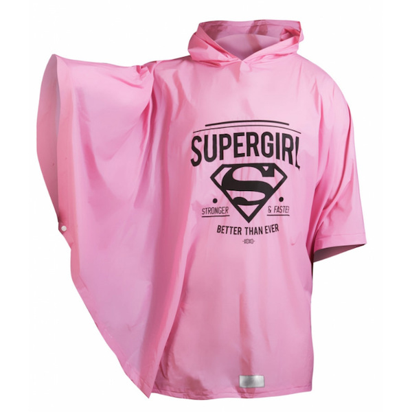 Pláštěnka pončo Supergirl 302826