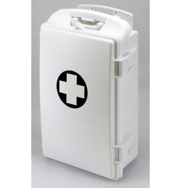 Plastová lékárnička s náplní 310552