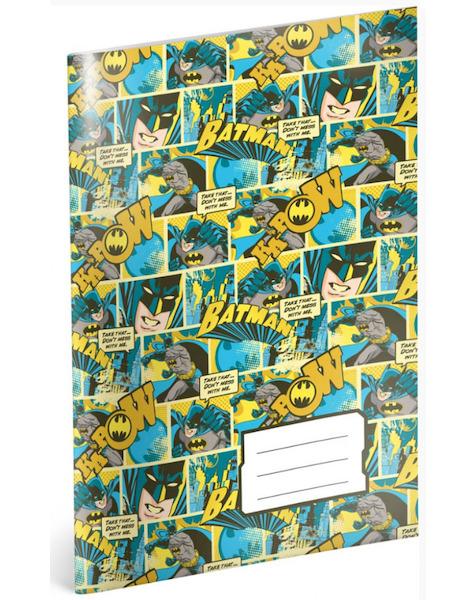 Sešit A4 Batman linkovaný 444 40 listů 934364