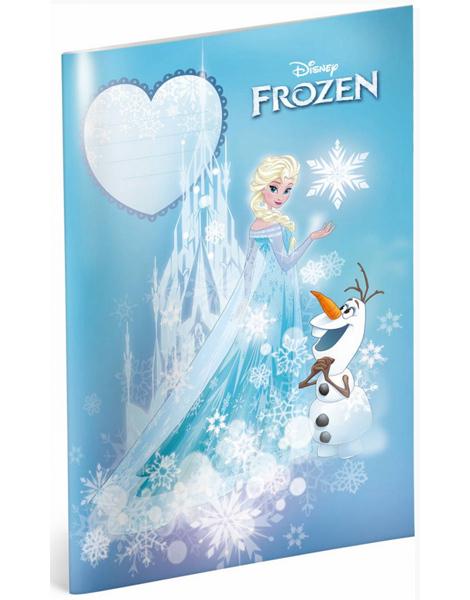 Sešit A4 Frozen linkovaný 444 40 listů 302263