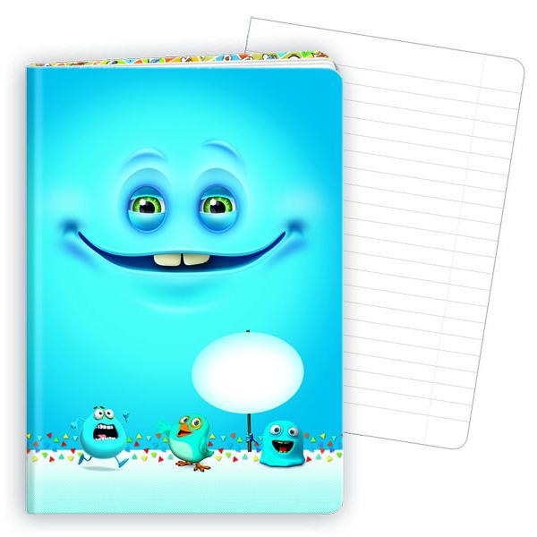 Sešit A4 Funny linkovaný 444 40 listů 932376