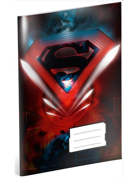 Sešit A4 Superman linkovaný 444 40 listů 302846