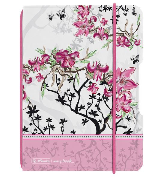 Sešit A6 Flex Ladylike Květ čtvereček 301737
