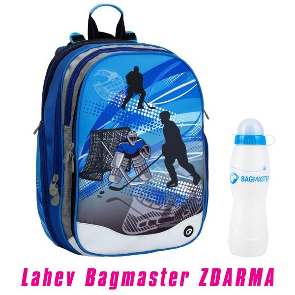Školní batoh Bagmaster Element 6B 302748