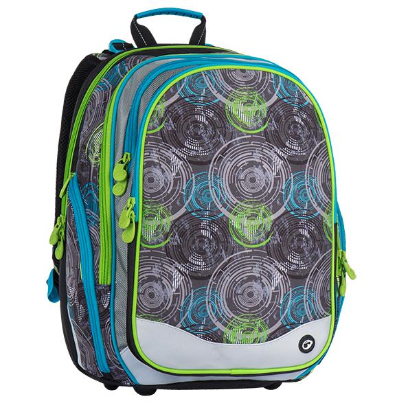 Školní batoh Bagmaster Element 7B 303022