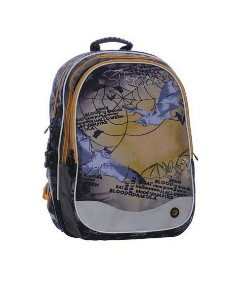 Školní batoh Bagmaster EV07 0115 B 301899