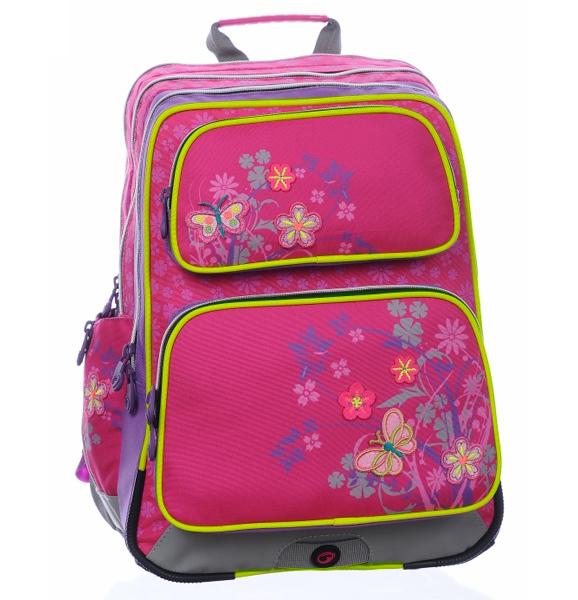 Školní batoh Bagmaster Gotschy 0115 B 301901