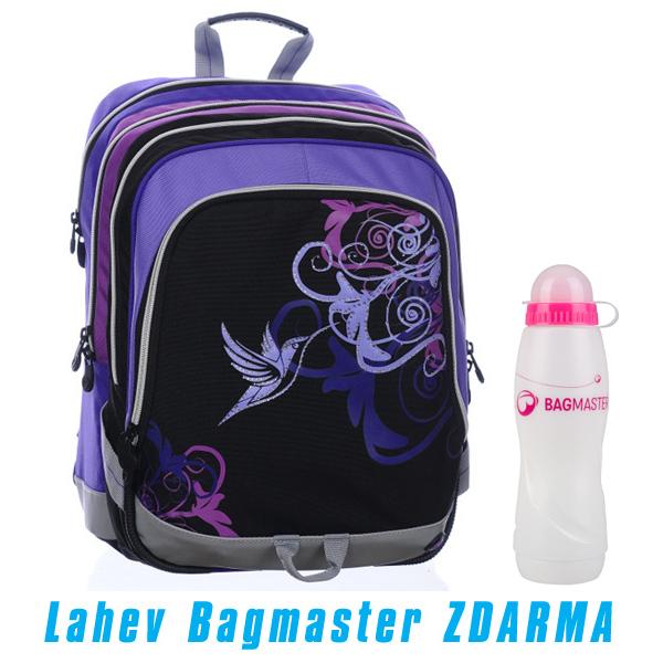 Školní batoh Bagmaster S1A 0115 B 301956