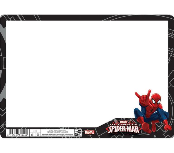 Stíratelná mazací tabulka A4 Spiderman 301604