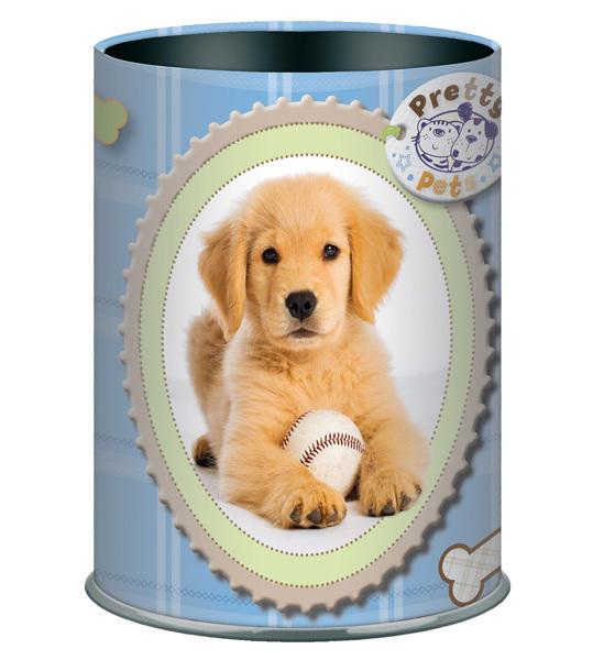 Stojánek na tužky kulatý Pretty Pets 302219